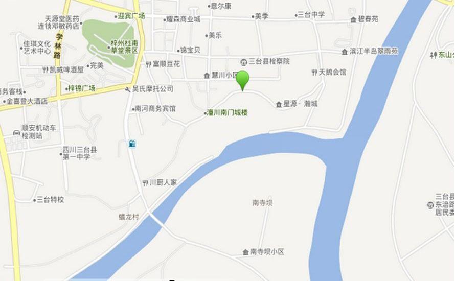 佳松琅润园位置图