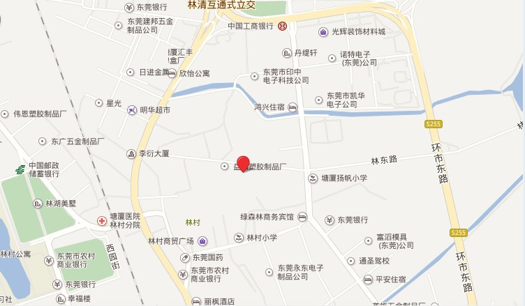 塘厦德洲城位置图