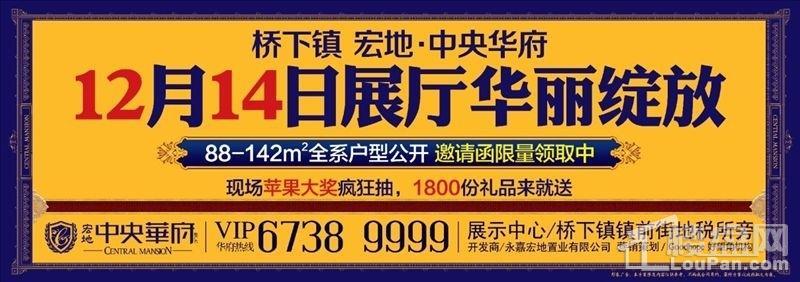 宏地·中央华府(商铺)效果图