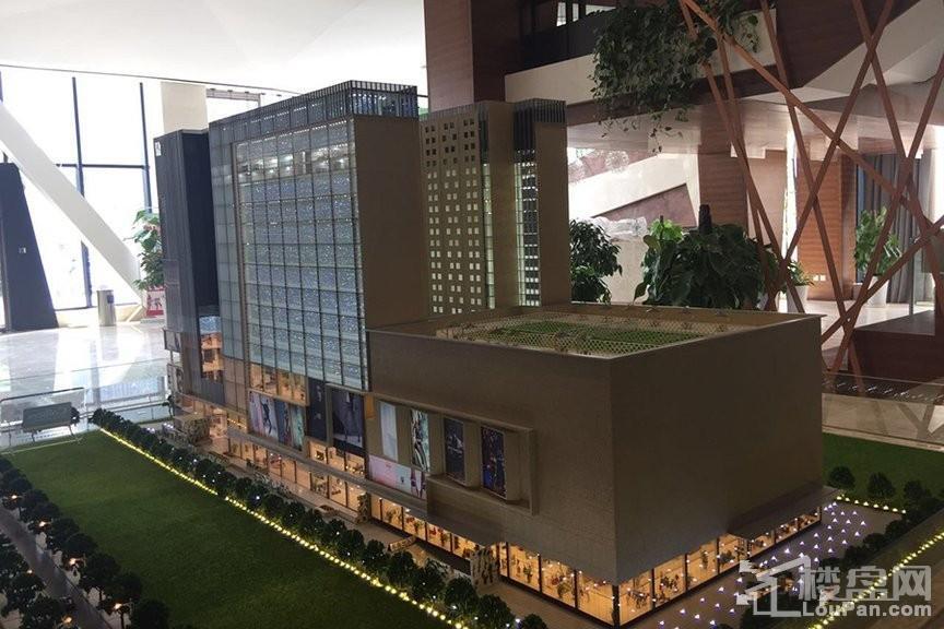 GT-Tower西安国际人才大厦实景图