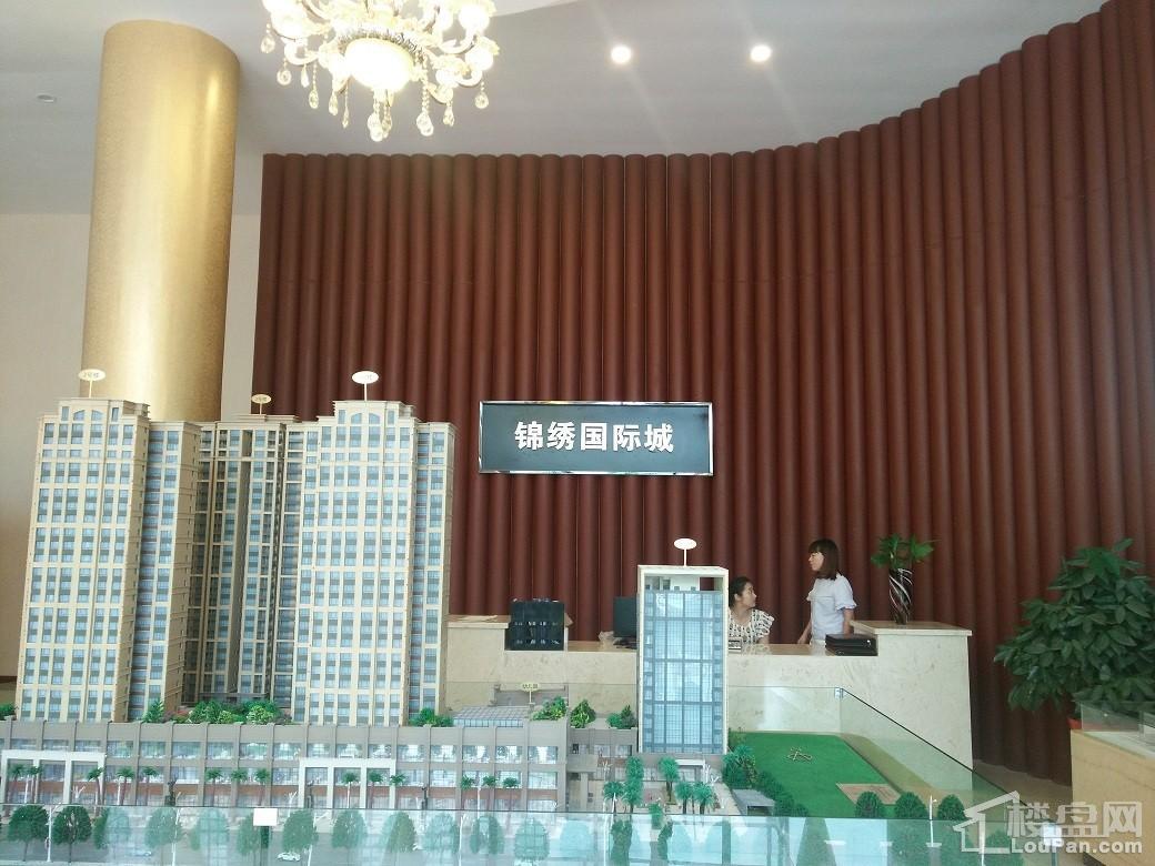 锦绣国际城配套图