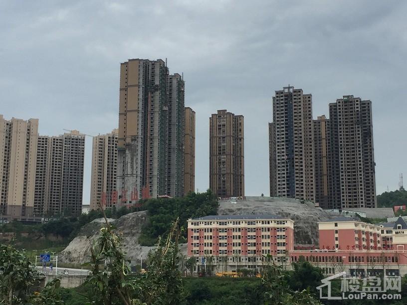 兆润江山城位置图