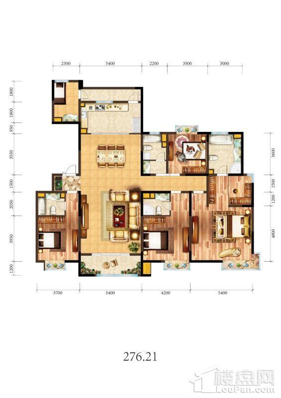 松石国际城户型图