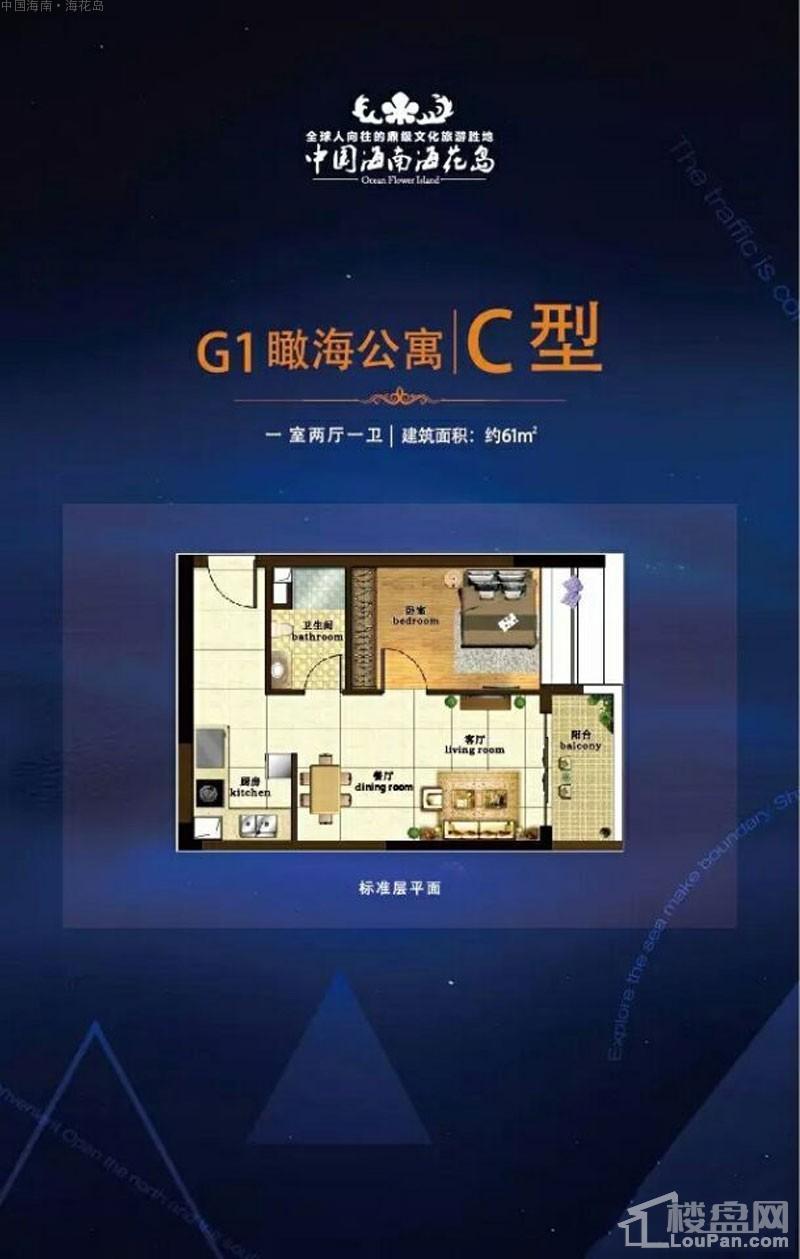 G1瞰海公寓C