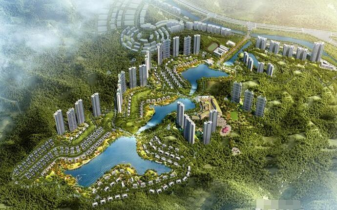 碧桂园·湖光山色