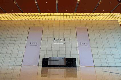 柳州华润中心实景图