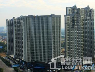 东方天城实景