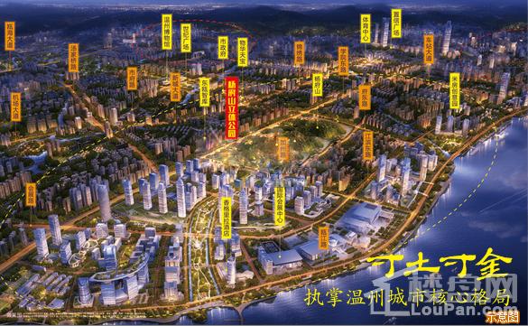 置信江南里商业街效果图