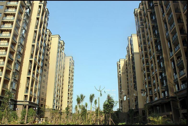 卧龙五洲世纪城实景图