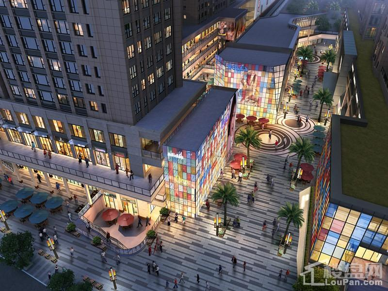 新长海广场效果图