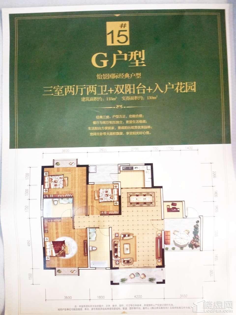 15#G户型