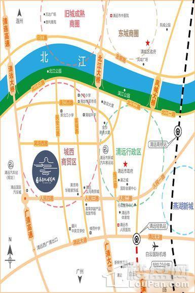 胜利茶文化博览城位置图