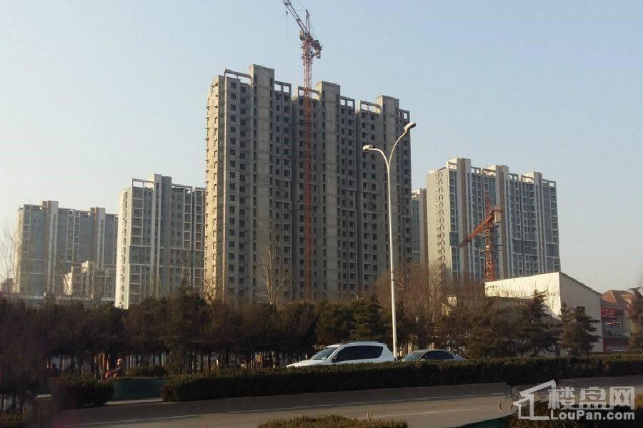 三奕润城实景图
