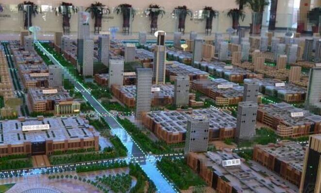 乐城国际贸易城效果图