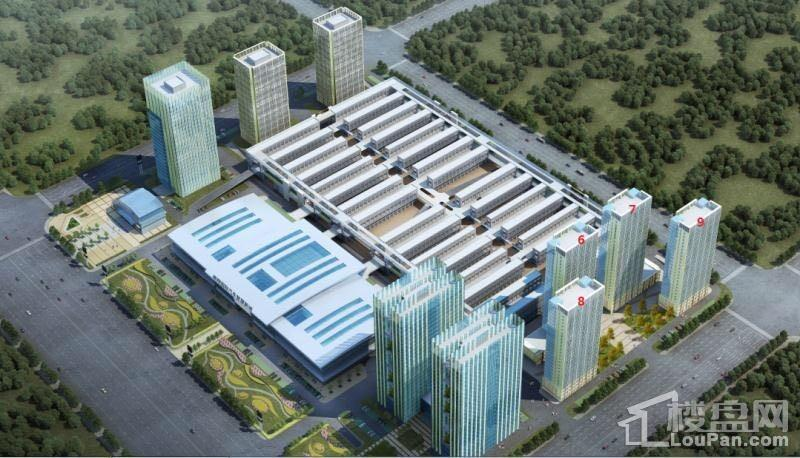 合肥南翔繁华城实景图