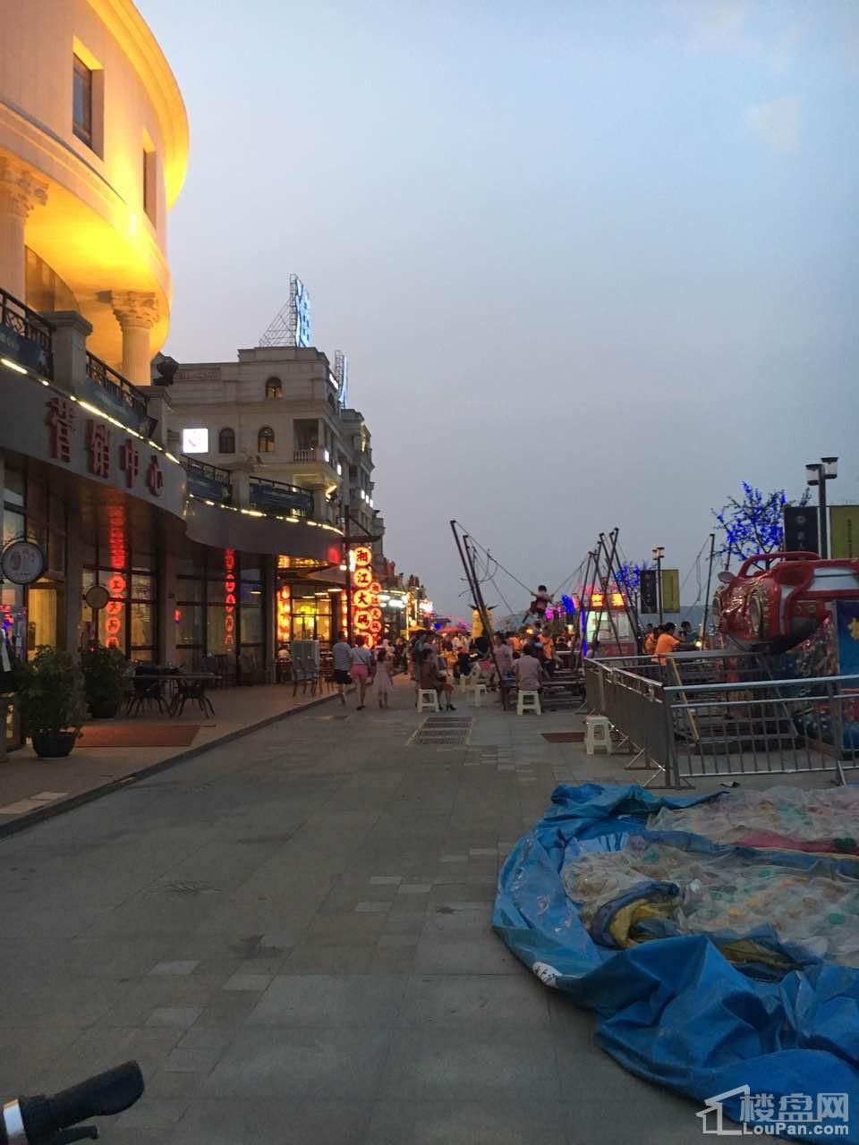 渔人码头实景图