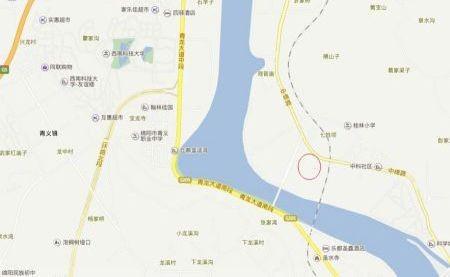 浪琴湾二期位置图