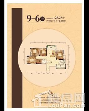 宗颐香山郦居户型图