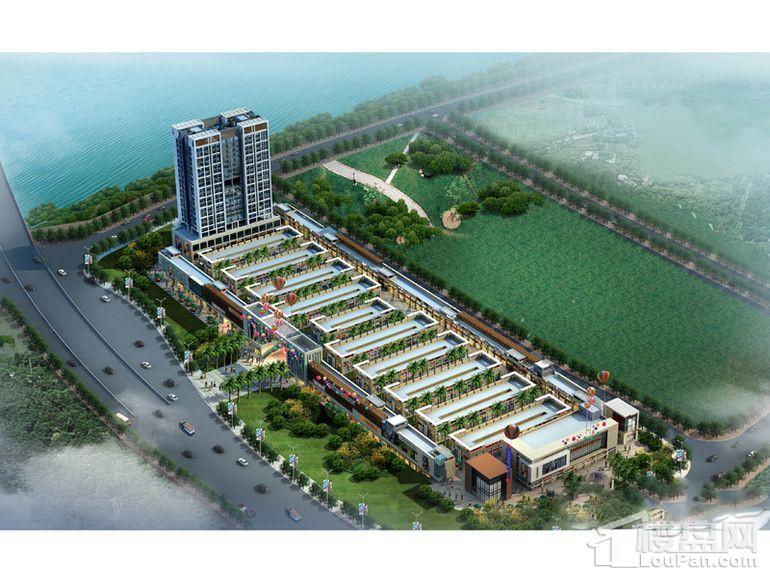 田禾·东城国际食品交易中心效果图