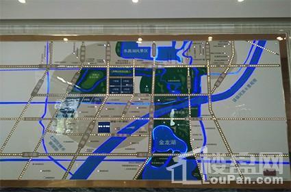 民生凤凰城位置图