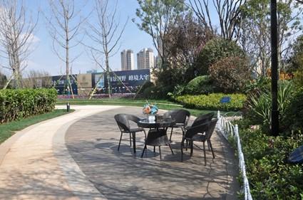 恒大玖珑湾实景图