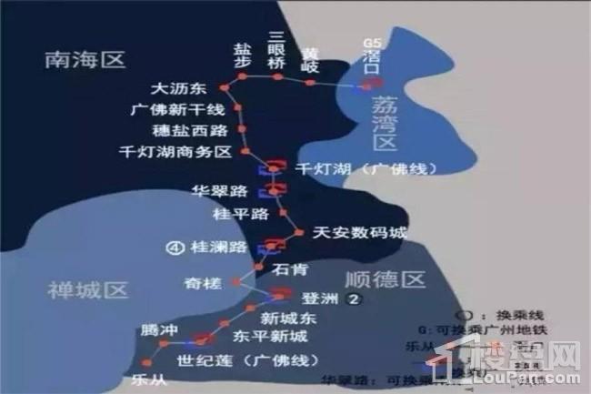 时代香海彼岸位置图