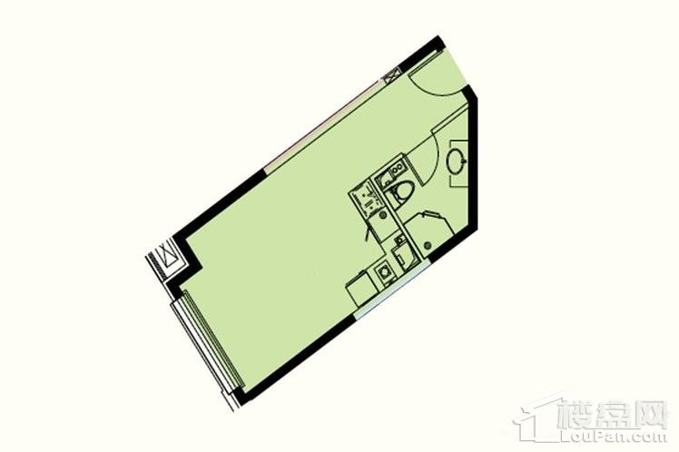 公寓B类户型