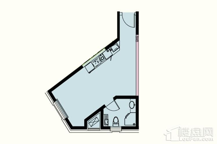 公寓D类户型