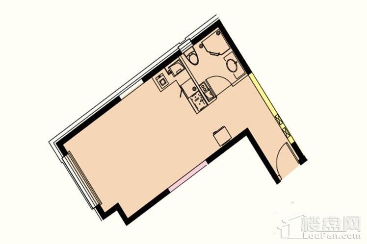 公寓E类户型