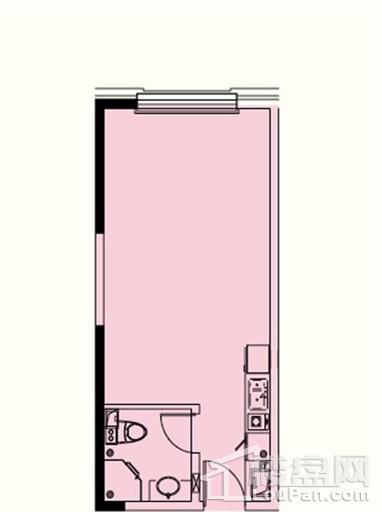 公寓A类户型