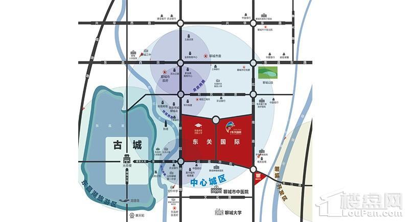 畅博东关国际位置图