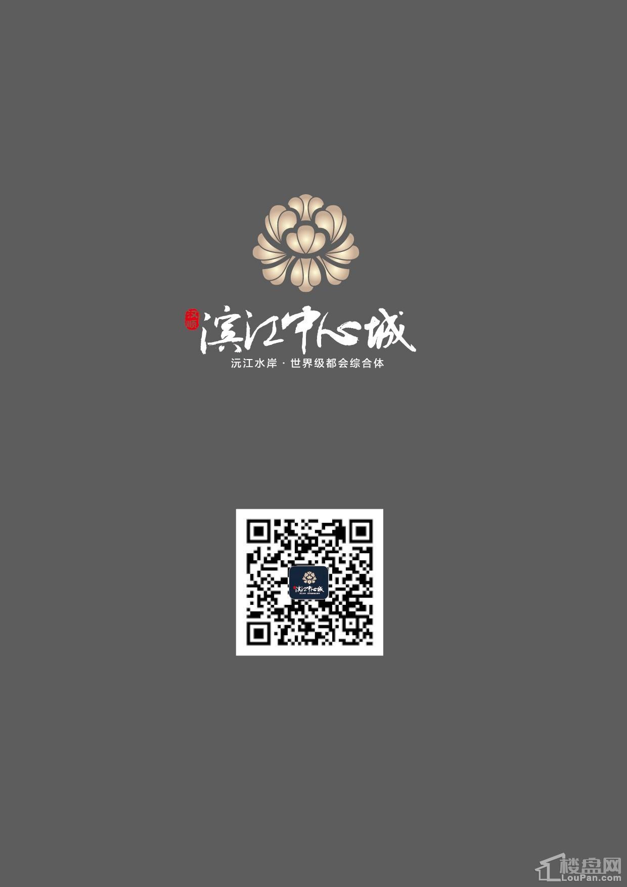 汉顺.滨江中心城配套图