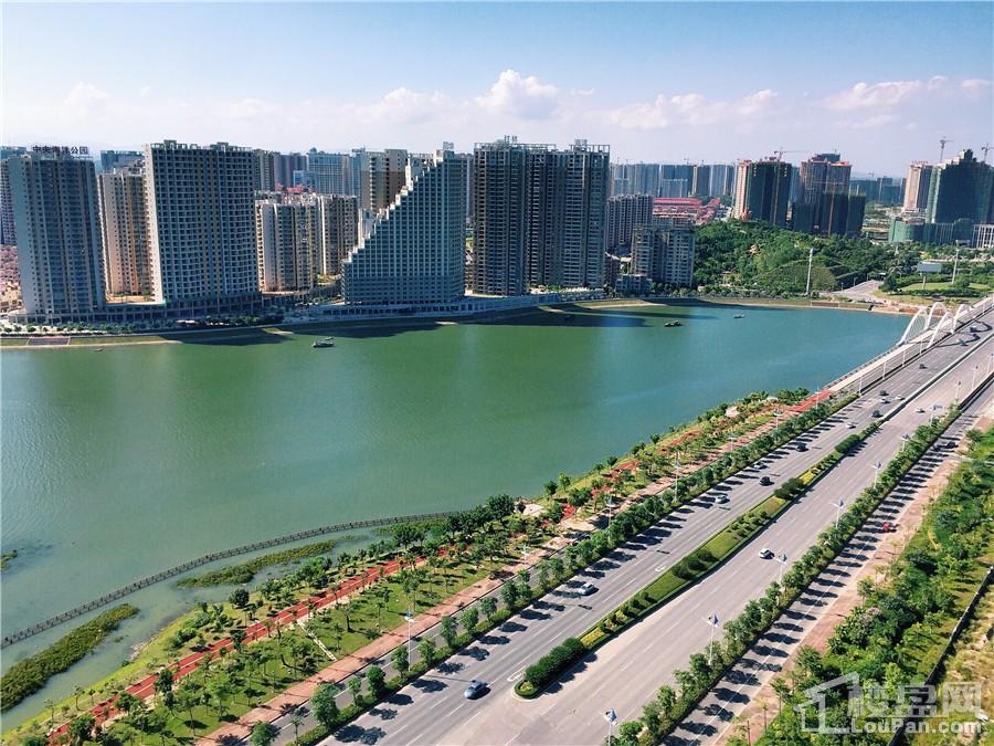 防城港凤景湾周边实景图