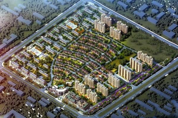 碧桂园·欧洲城效果图