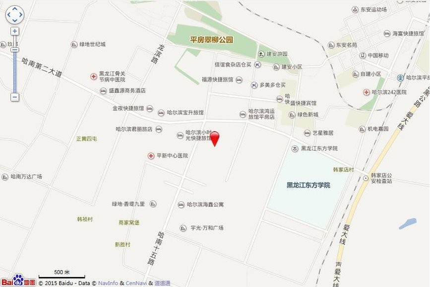 碧桂园·欧洲城位置图