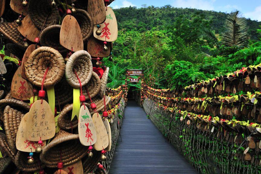 南国雨林配套图