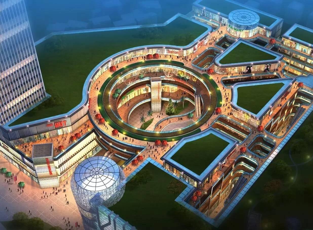 红星美凯龙·吉首时代广场实景图
