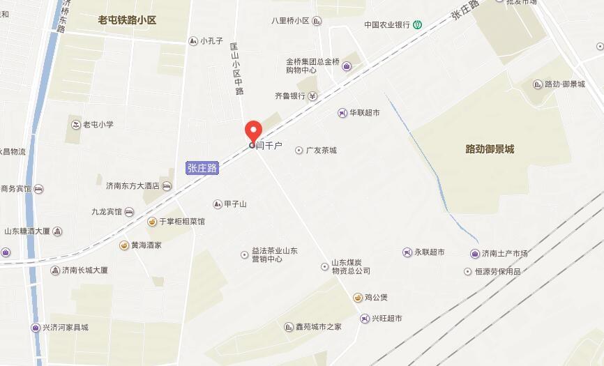 龙湖·天琅位置图