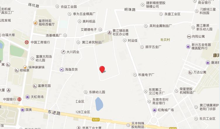 中泰峰境位置图