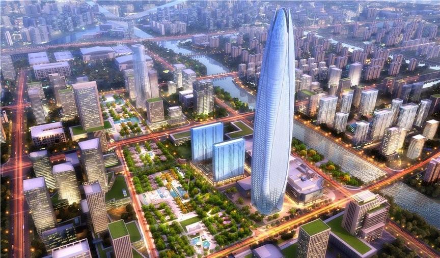 绿城宁波中心蘭轩
