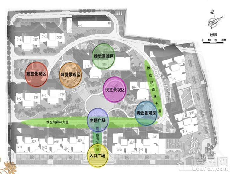 南洋·维也纳花园位置图