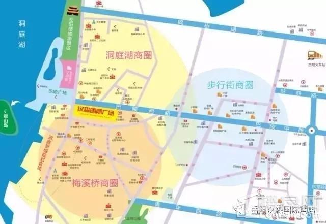 汉森国际广场位置图