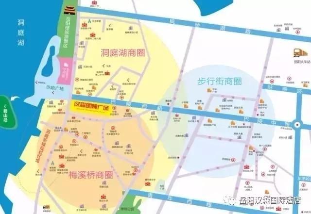 汉森国际广场户型图