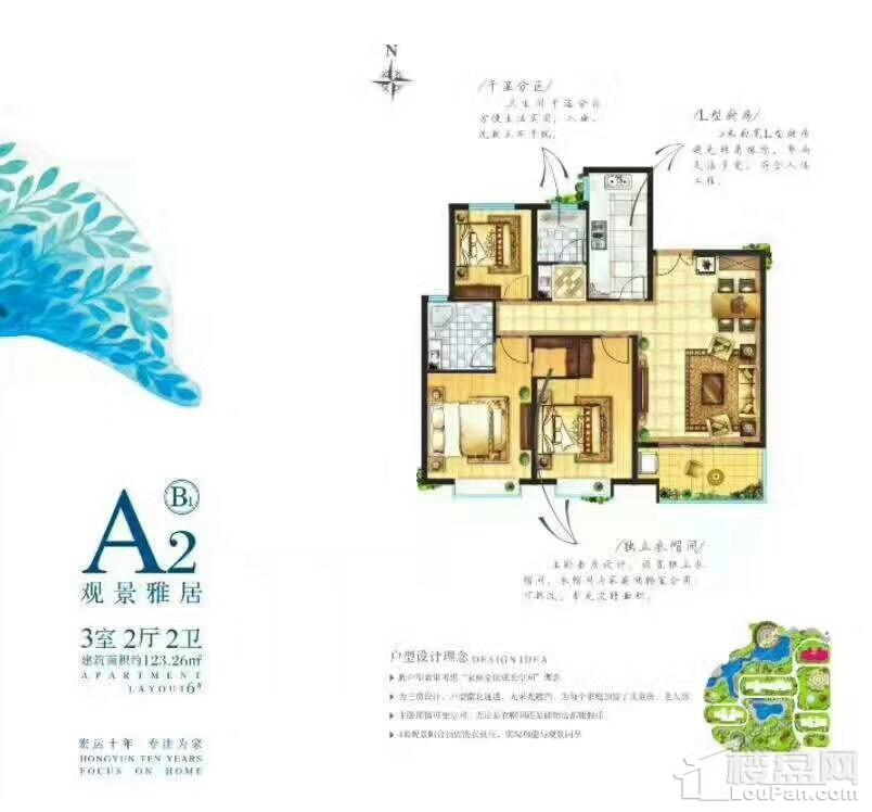 A2(B1)户型