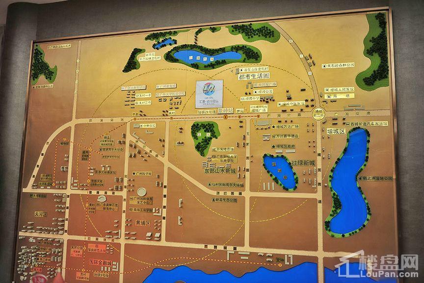 汇港威华国际位置图