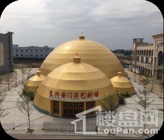 东兴边贸中心配套图