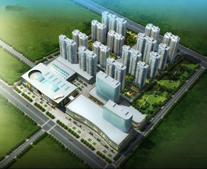 五洲现代城