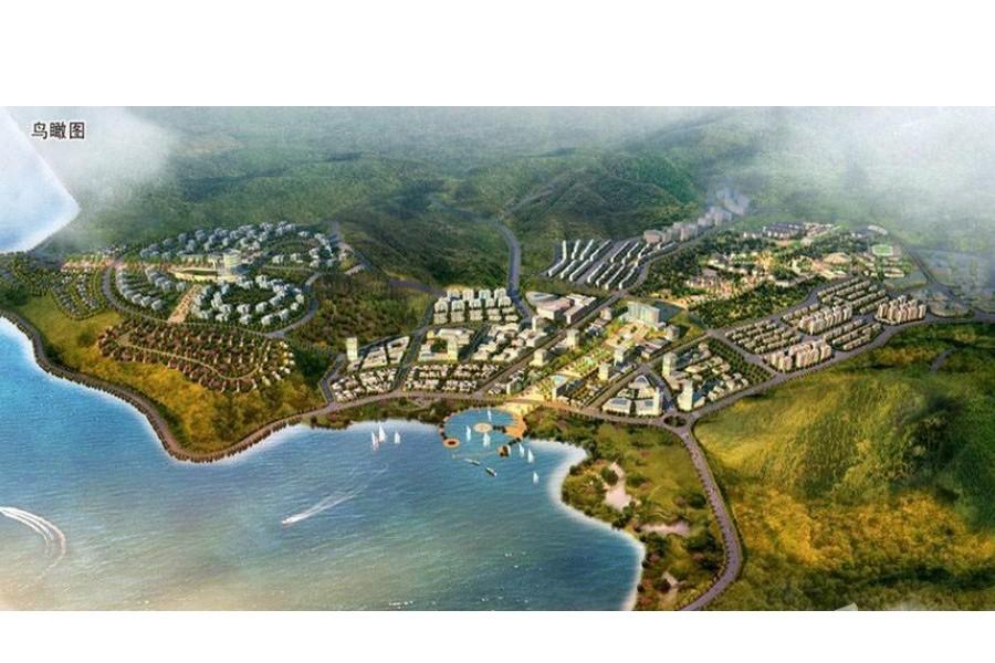 海东城位置图