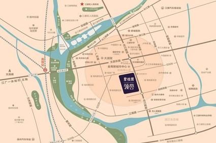 碧桂园·领誉位置图