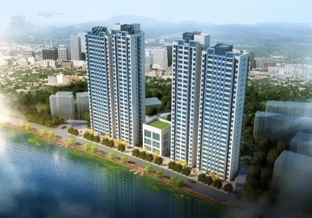 鑫旺·澜湖湾户型图